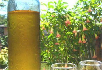 Albaricoque de licor: varias recetas