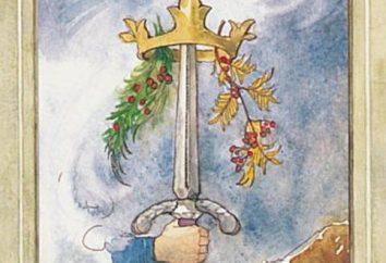 Ace of Swords (Taro): znaczenie i interpretacja map