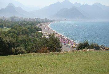Najsłynniejsze zabytki Antalya