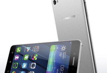 Smartfon Lenovo Sisley S90: opis, cechy i recenzje