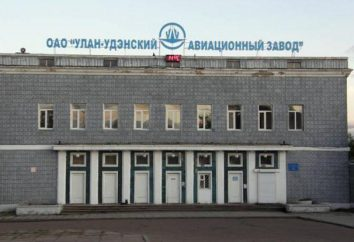 Ulan-Ude Aviation Plant, Buriazia