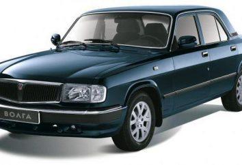 """GAZ 3110 """"Wołga"""": specyfikacje techniczne, opis, zdjęcie"""