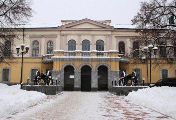Kazan Gunpowder impianto: Storia Istruzione