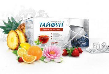 """Phyto """"Typhoon"""" – Schlankheits-Tee. Bewertungen"""