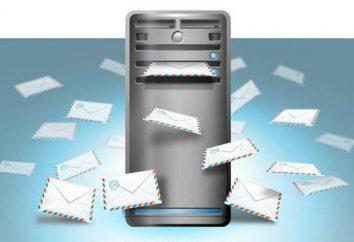 Configuration compétente et rapide du serveur de messagerie