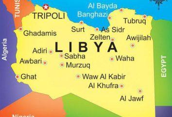 Stato di attrazioni Libia, la capitale, il presidente, il sistema giuridico, con la descrizione della foto. Dove è il governo della Libia?