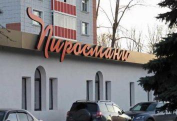 """""""Pirosmani"""" ristorante (Kazan, Russia): panoramica, i menu e le recensioni dei clienti"""