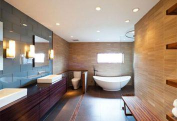 Come installare i riflettori per il bagno