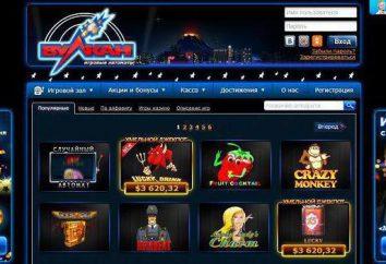 "Casino ""Volcano"" (Vulcain Casino). Avis sur vulcan-casino.com"