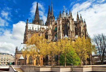 l'architecture gothique en Allemagne: Histoire et caractéristiques