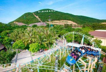 Vietnam, Vinperl: una isla con un parque de diversiones, parque acuático y hotel. Precios, fotos y comentarios del parque de atracciones en la isla de Vinperl (Vietnam)
