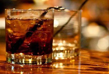 Whisky i koks. Proporcje, które muszą być przestrzegane
