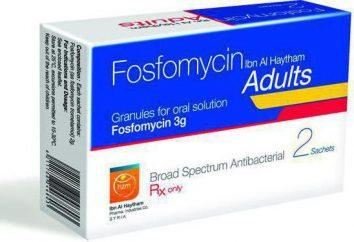 """""""Fosfomycynę"""": analogi, instrukcje i informacje zwrotne"""