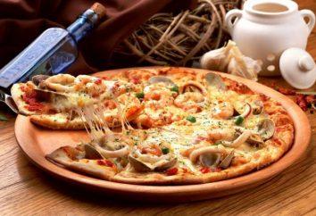 A pizza mais deliciosa em Moscou. Comentários, preços