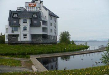 Hoteles en Karelia: descripción, selección, opiniones