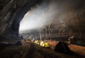 Qual è la più grande grotta del mondo?