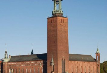Stockholm City Hall: jak się tam dostać?