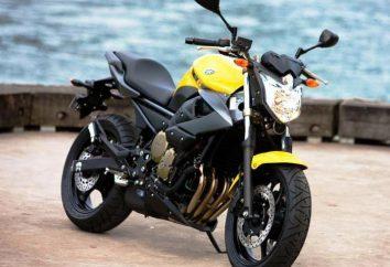 Yamaha XJ6: avis des propriétaires, les spécifications techniques, l'examen