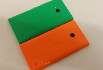Nokia Lumia 735 smartfon: przegląd, opis, cechy i opinii właścicieli