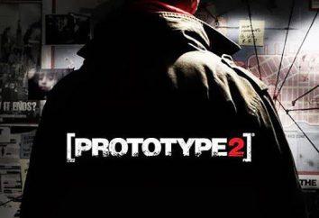 """Cheats """"Prototype 2"""" Mode"""