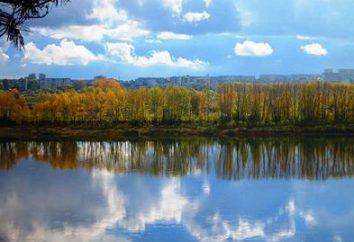 Red Lake (Kemerowo): gdzie i jak się tam dostać