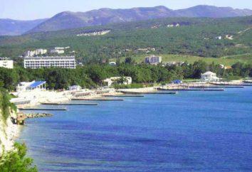 """Divnomorskoe: una pensione """"Seaside"""". Dove alloggiare a per il relax"""