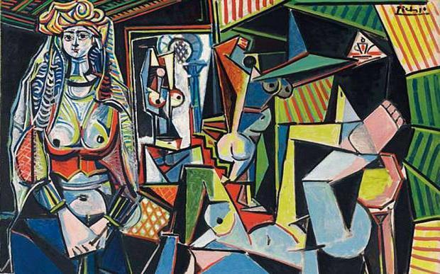 picasso kubismus bildanalyse