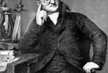 Dzhon Dalton – Inglese scienziato-carro del XVIII secolo