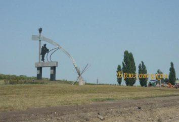Bryukhovetskaya Dorf, Region Krasnodar: Beschreibung, Wirtschaft, Sehenswürdigkeiten
