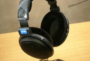Słuchawki Sennheiser HD 600: opinie, recenzje. Jak odróżnić fałszywe? Sennheiser HD 600 lub 650: co wybrać?