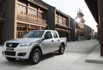 Modny Chiński pickup Great Wall Wingle 5: Opinie z właścicieli, zalety i wady tego modelu