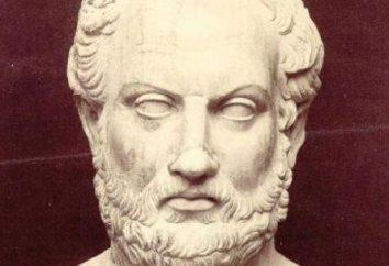 Los principales descubrimientos geográficos de Herodoto: descripción e historia