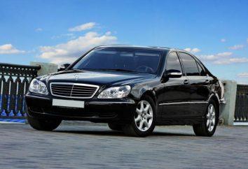 Mercedes-Benz W220 – jakość, niezawodność i prestiż