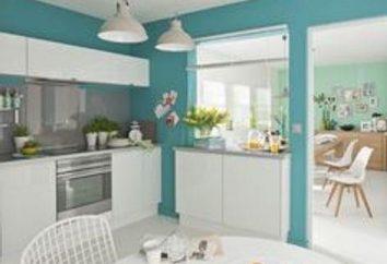 "A cozinha elegante e moderna ""Leroy Merlin"": opiniões e as características"