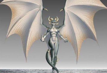 Tiamat – deusa nos mitos dos sumérios