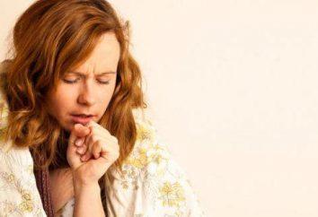 Psicossomática: tosse. tosse psicogênica