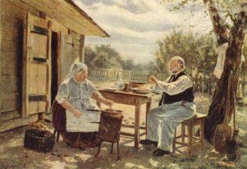 """Old proprietari terrieri World"": una sintesi. ""Old World proprietari terrieri"" Gogol"