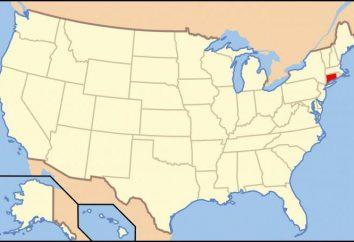 Connecticut – Estado de Estados Unidos. Ciudad de Hartford en Connecticut