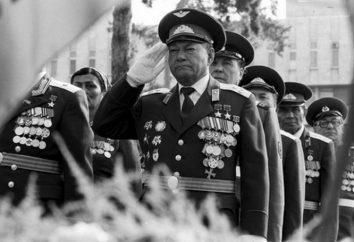 Duas vezes Herói da União Soviética Talgat Begeldinov: biografia