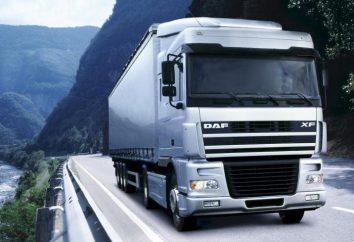 DAF XF 95: Przegląd ciągników (informacje, opinie)