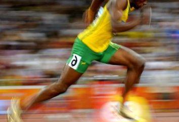 Der schnellste Mann der Welt – Usain Bolt