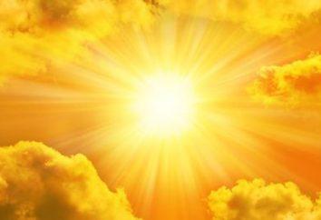 Informationen über die Sonne. Interessante Fakten über die Sonne