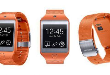 """""""inteligente"""" relógio Samsung Gear 2 Neo: características e comentários"""