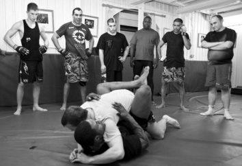 Trening MMA w domu