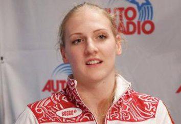 nuotatori sincronizzati russi Romashin Svetlana: biografia, carriera sportiva, vita personale