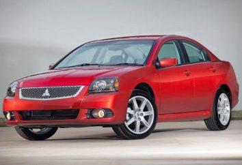 Mitsubishi Legnum dernière génération: description, caractéristiques et caractéristiques de la voiture