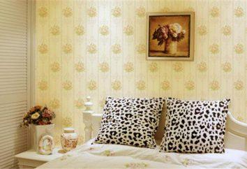 Was gibt es besseres, um die Tapete im Schlafzimmer zu kleben? nach Feng Shui Was besser die Tapete im Schlafzimmer zu kleben?
