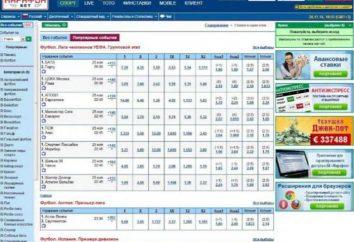 "Bukmacher ""Marathon"": alternatywny adres, opisy, ceny, zarobki"
