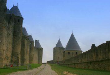 Miasto Carcassonne – Francja i Langwedocja?