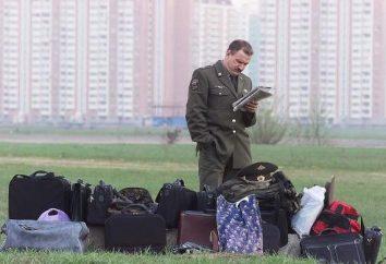 Che fornirà alloggio militare a Mosca? sovvenzioni alloggi militari